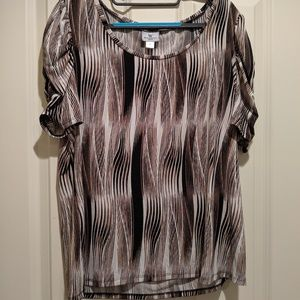 Worthington XL dress top